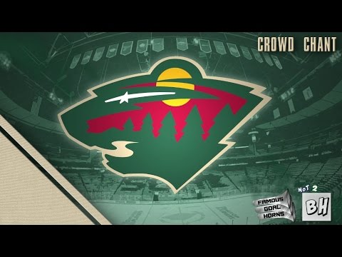Minnesota Wild 2017 Goal Horn (CHECK DESCRIPTION)