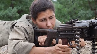 The women fighters taking revenge against ISIS [BBC Doku HD/Kurden]