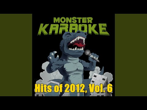 Troublemaker (Originally Performed By Olly Murs feat. Flo Rida) (Karaoke Version)