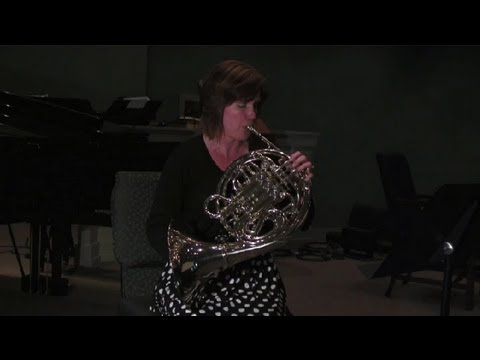 Helpful Tricks for Chromatic Scales on the French Horn : French Horn