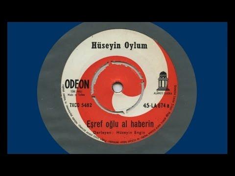 Hüseyin Oylum - Eşrefoğlu Al Haberin (Official Audio)