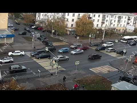 ДТП / Тамбов Советская - Полковая 19.08.2021