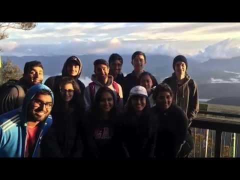 Mt Warning Adventure - Bond Uni Medicine