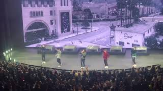 Cold In LA by Why Don't We -8 Letters Tour Las Vegas