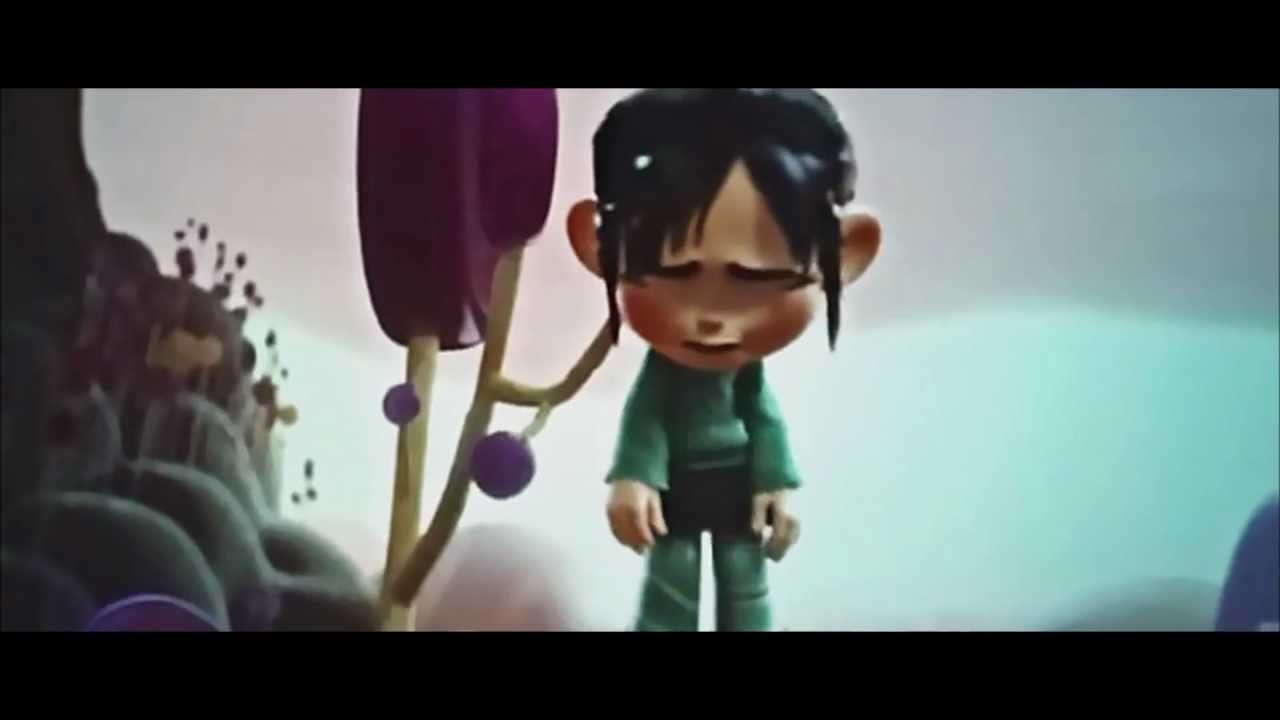 Wreck It Ralph Sad Scene You Really Are A Bad Guy Youtube