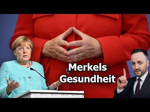 Merkel Zitteranfall - Muss die Kanzlerin Auskunft über ihre Gesundheit geben ?! | Herr Anwalt