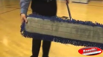 Tips for Dust Mopping Effectively