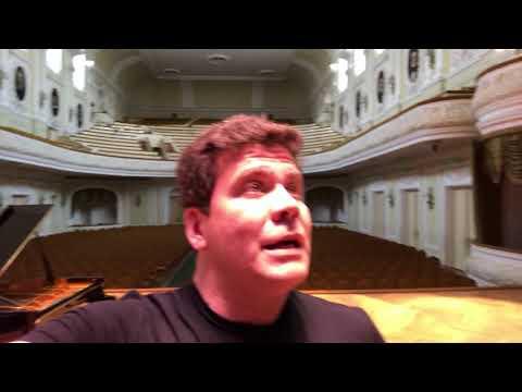 видео: Видеоблог Дениса Мацуева из Москвы. Vlog by Denis Matsuev from Moscow