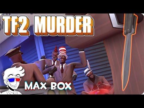 TF2 Murder: A Game of LIES! [ft. SoundSmith, Skymin, PeterScraps, etc.]