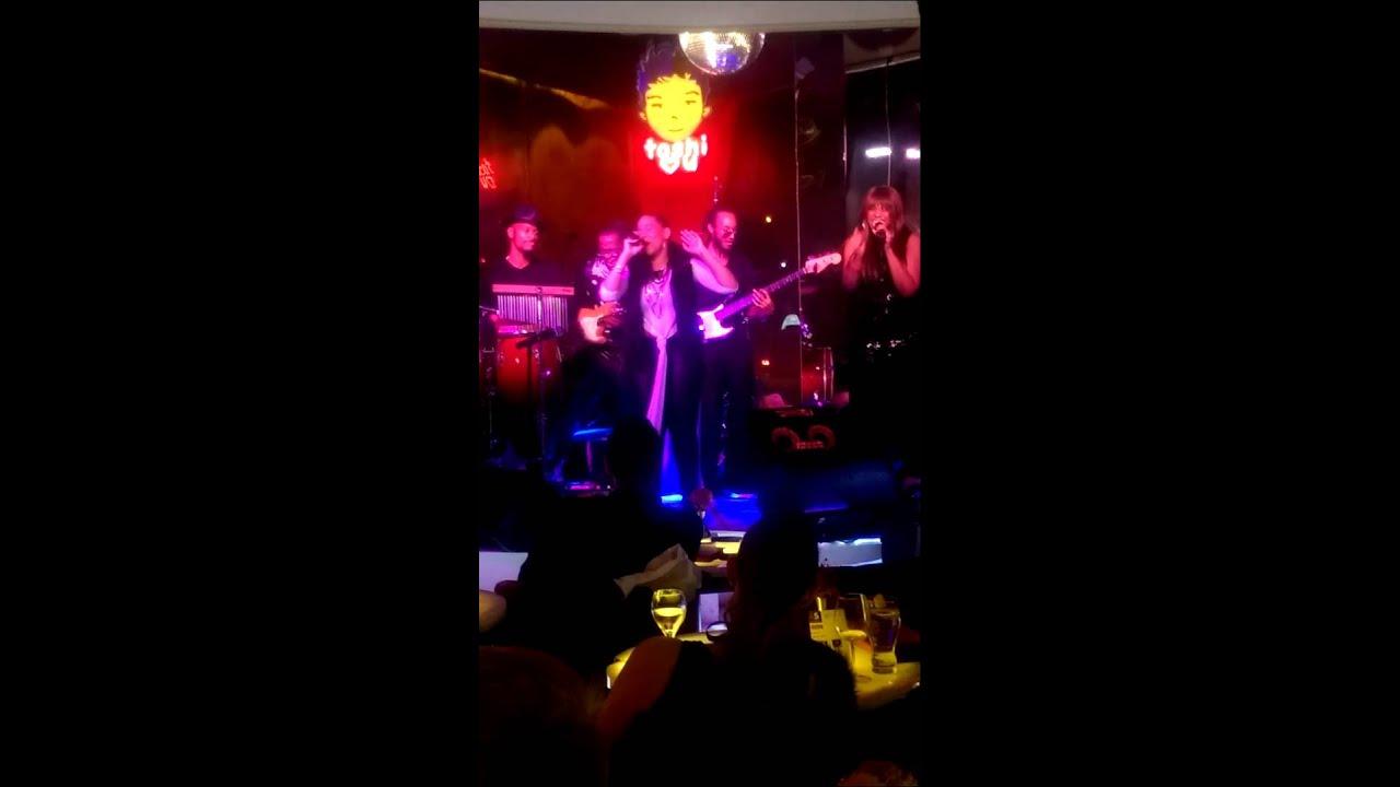 Sahlence Toshis Living Room Nyc 102214 Youtube