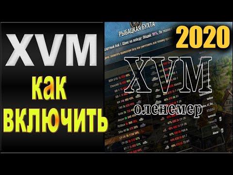 XVM  WOT/ КАК АКТИВИРОВАТЬ/КАК ВКЛЮЧИТЬ ХВМ В ТАНКАХ/КАК ВКЛЮЧИТЬ СТАТИСТИКУ XVM 2019
