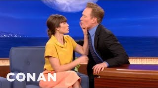 Flirt Fight: Jessica Biel vs. Conan O