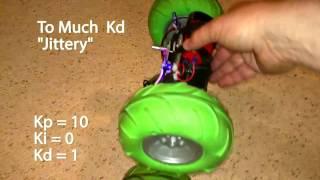 An Inexpensive Self-Balancing Robot Make