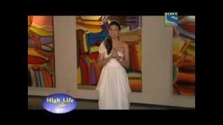 High Life Dubai Season 7- Episode 37 Seg3 (Princess FIFI, Madonna Exhibition)