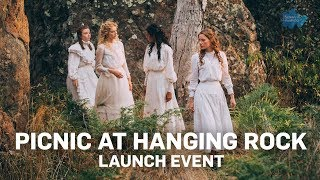 Picnic At Hanging Rock: Launch Event