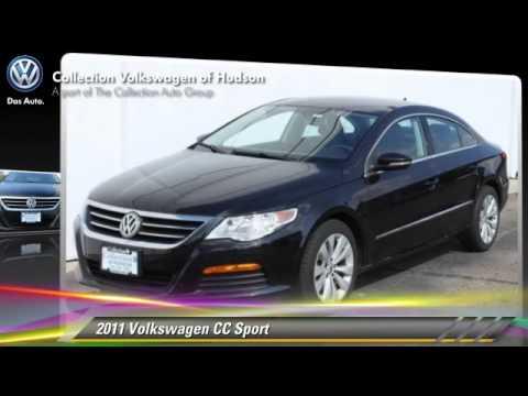 2011 Volkswagen CC Sport - Hudson
