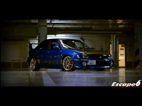 Subaru Impreza WRX | ESCAPE6 | Chill&Meet