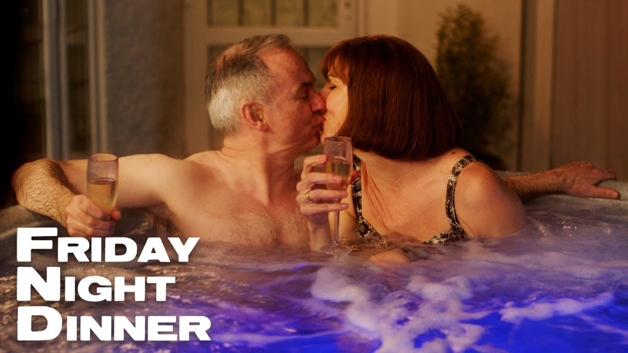 Getting A Hot Tub | Friday Night Dinner