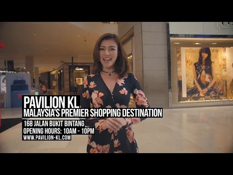 Pavilion KL with Carey Ng