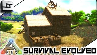 ARK: Survival Evolved - NEW BASE PLACE! E3 ( Procedurally Generated Gameplay )