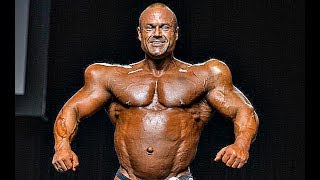 What happened to Bodybuilding?