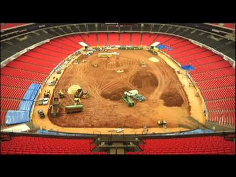 Monster Jam How To Build An Advance Auto Parts Monster