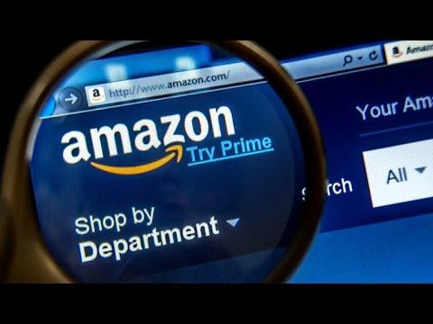Amazon wants to become Walmart before Walmart can become Amazon
