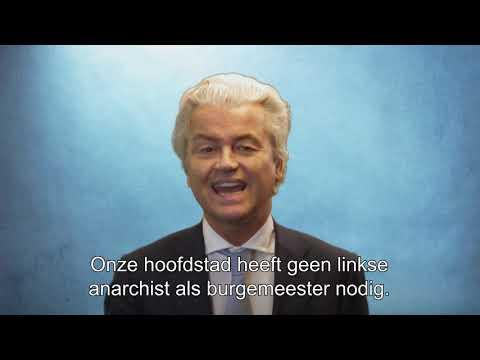 Wilders: ONTSLA HALSEMA!