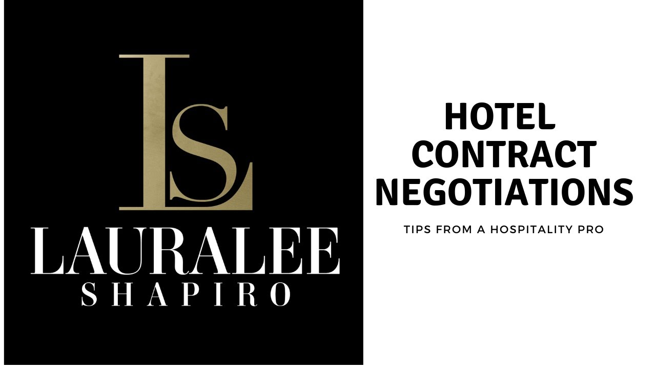 Hotel Contract Negotiations