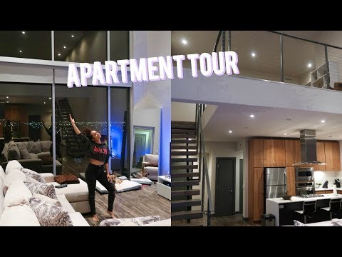UNDONE LUXURY LOFT/APARTMENT TOUR!!
