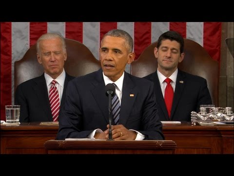 State of the Union 2016: Obama Tackles 'How to Keep America Safe and Strong'