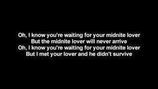Lordi - Midnite Lover | Lyrics on screen | HD