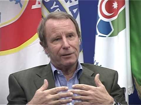 Interview with great Germany football player and coach Berti Vogts