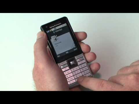 Sony Ericsson Naite: A Quick Start Guide