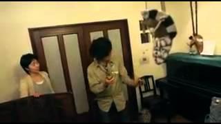 2012-05-06 「こまつか苗個展/楽しい器」の最終日、鼻笛演奏会から一部...