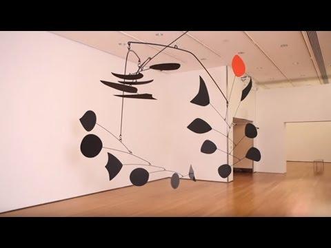 Alexander Calder's 'Rouge Triomphant'