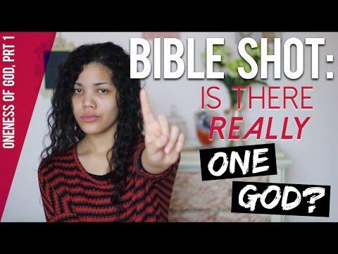 APOSTOLIC ONE GOD Bible Shot: Is There Really One God? Oneness, Part I | Apostolic
