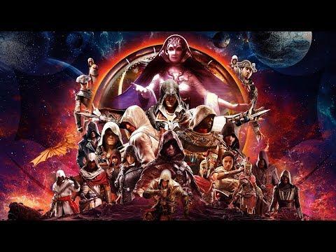 Assassin's Creed & Avengers | Main Theme Mashup thumbnail