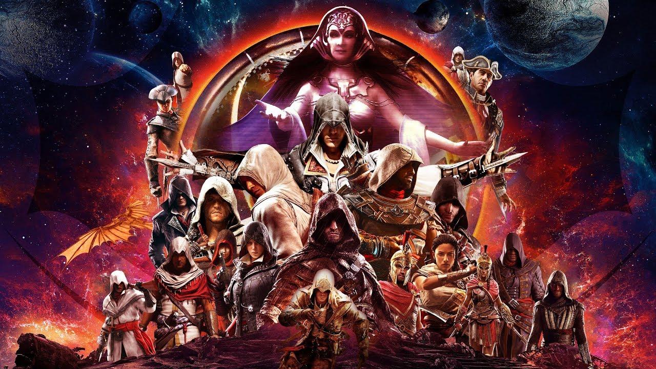 Assassin S Creed X Avengers Theme Mashup Youtube