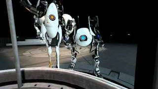 Portal 2 Chapter 9 - The part where he kills you part 2
