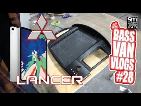 "lancer-ipad-pro-11""-custom-dash-panel---bvv#28"