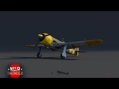 War Thunder - Upcoming Content - I.A.R. 81-C