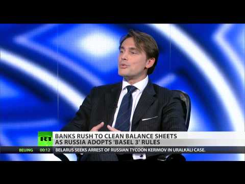 Banks rush to clean balance sheets as Russia adopts 'Basel 3' rules