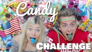 AMERICAN CANDY CHALLENGE ♥ BibisBeautyPalace
