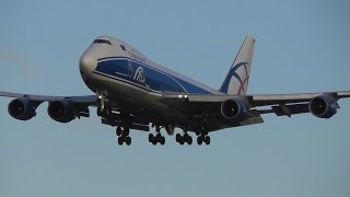 Spotting at London Heathrow Airport | 05th November 2016