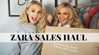 ZARA HAUL + MUM // £10 ITEMS // Sales Haul // TRY -ON //