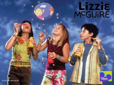 lizzie mcguire theme song lyrics