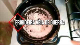 Pão de queijo de frigideira super RÁPIDO E FÁCIL
