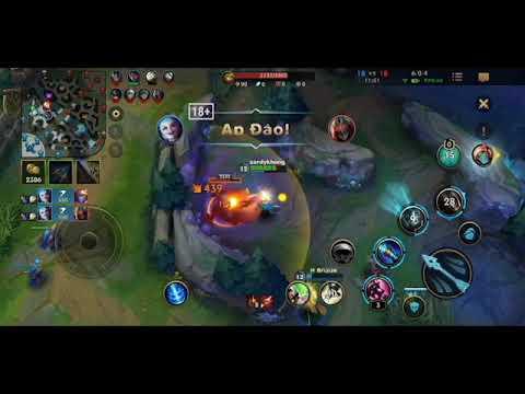 huong dan choi jix - cách chơi Jinx ad trong liên minh tốc chiến ( League of Legends: Wild Rift-Guide jinx ad Lane)