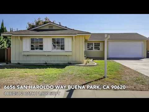 Home For Sale | 6656 San Haroldo Way Buena Park, CA 90620 | Julio Arias and Jeannette Arias